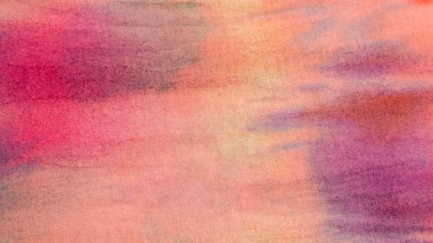 Mehrfarbige farbverlaufsoberfläche