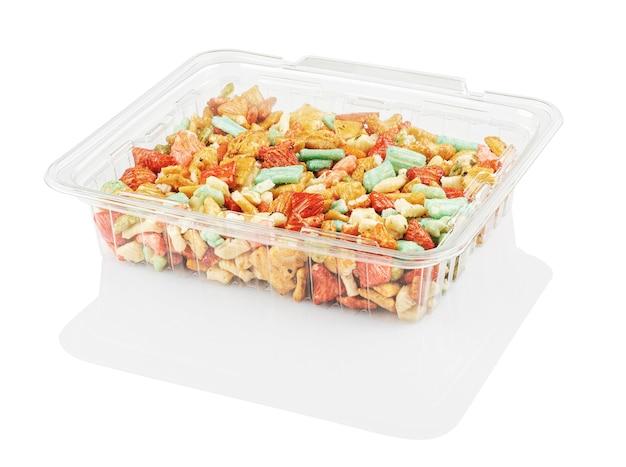 Mehrfarbige süßigkeiten isoliert