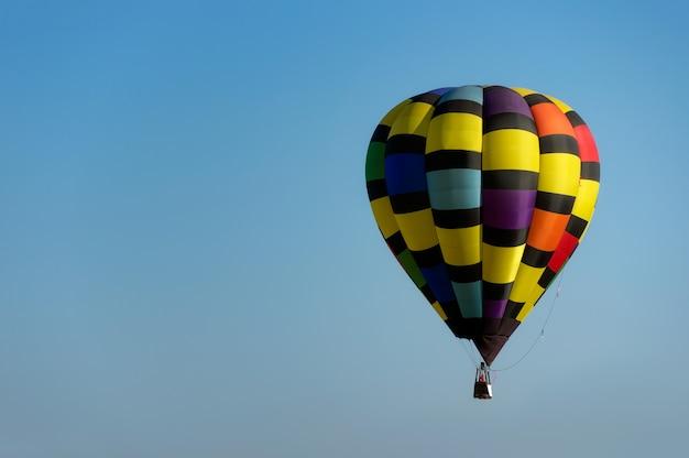 Mehrfarbiger ballon