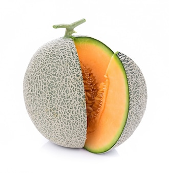Melone isoliert