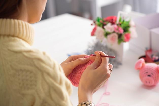 Menschen, beruf, beruf, hobby und kreativität konzept.