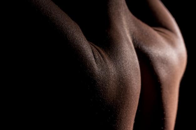 Menschen frauen dunkel gesundheit frau