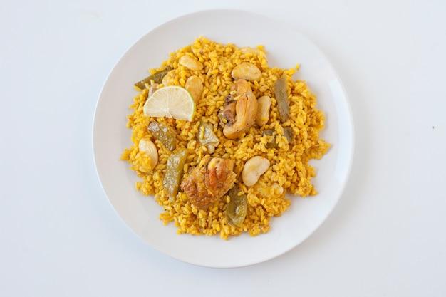 Menü comida foodie valencia essen