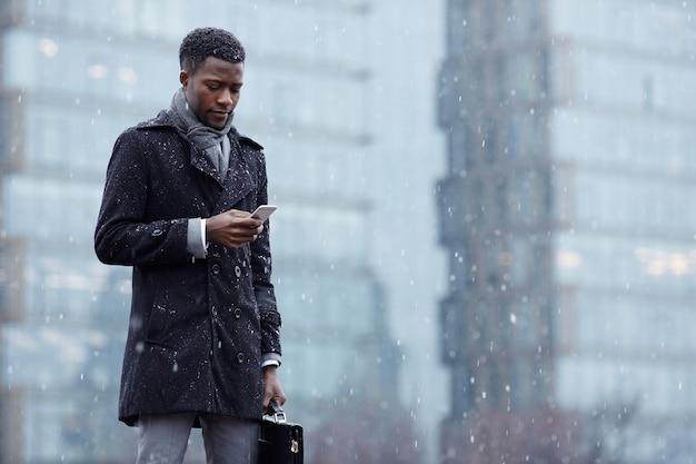 Messaging im freien