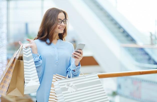 Messaging nach dem einkauf