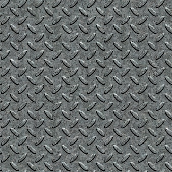 Metalldiamantplattenoberfläche. nahtlose kippbare textur.
