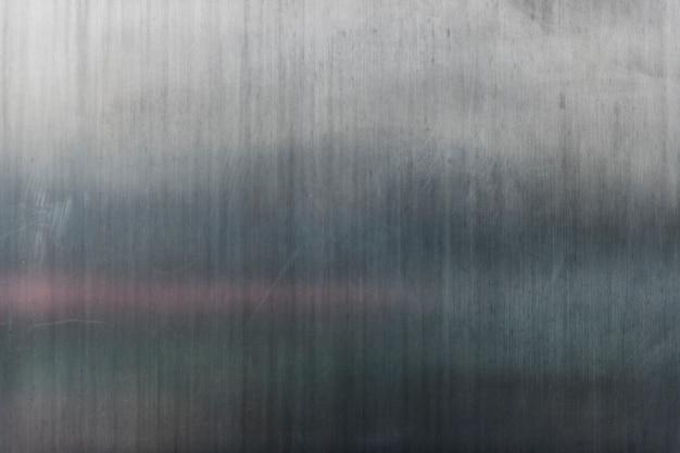 Metallisch metallisierte strukturierte stahlwand glatt