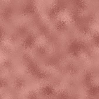 Metallische roségold textur