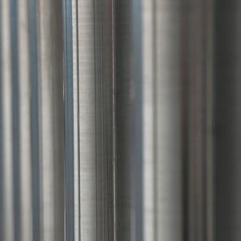 Metallische stahl-parallelrohre