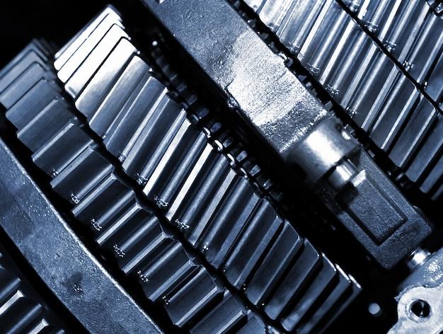 Metallzahnräder