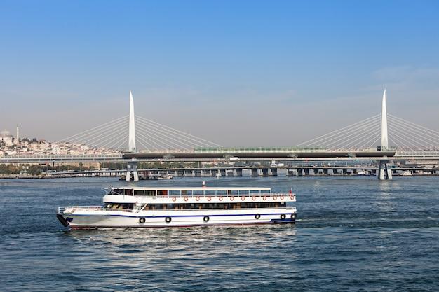 Metrobrücke, istanbul