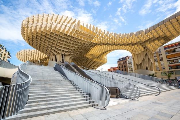 Metropol sonnenschirm sevilla spanien