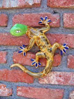 Mexikanische handwerk, farbe