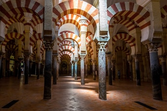 Mezquita-Moscheen-Kathedrale Cordoba Spanien