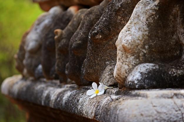 Mihintale heilige stätte in sri lanka, in der nähe von anuradhapura