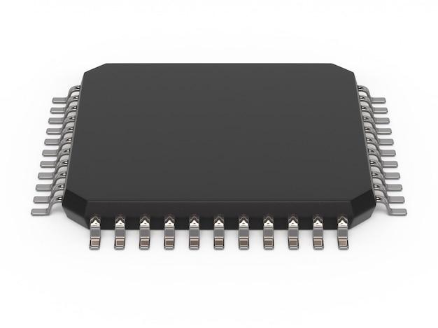 Mikrochip-einheit
