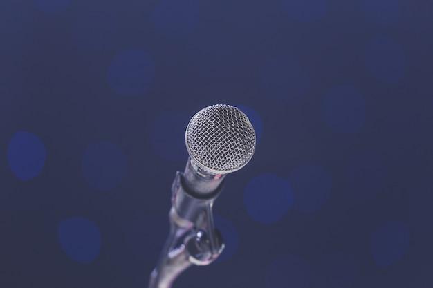 Mikrofon im seminarraum