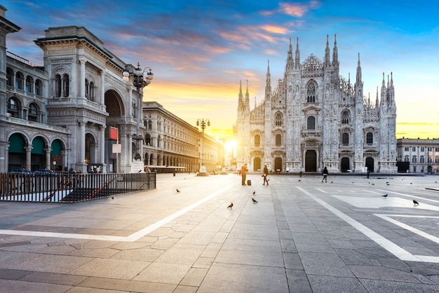 Milano geist