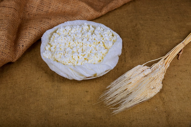 Milchprodukte des koscheren lebensmittels shavuot frische