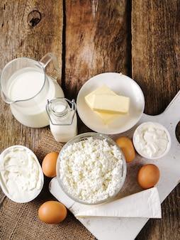 Milchprodukte, milchprodukte