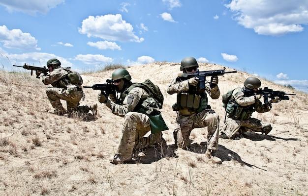 Militär operation