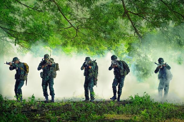 Militär thailand: lopburi
