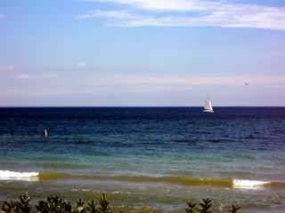 Milwaukee strand, bouy