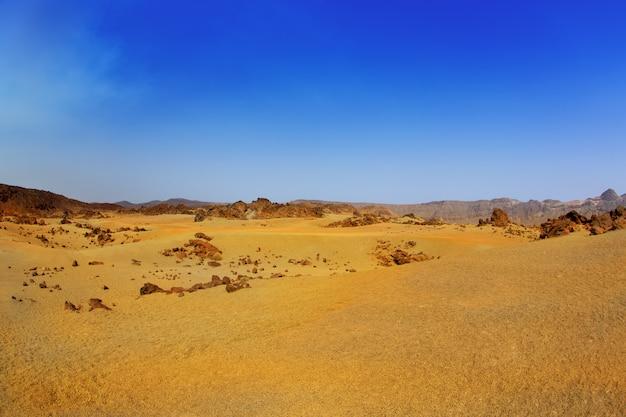 Minas de san jose im nationalpark teide