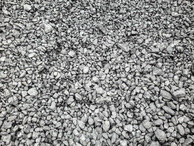 Mineralstein des schwarzen hintergrundes der kohle