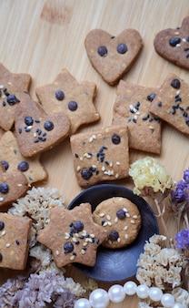 Mini kekse hausgemacht