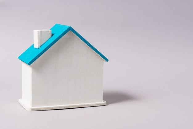 Miniaturholzhaus, symbol
