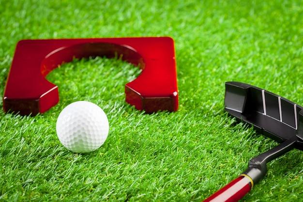 Minigolf ausrüstung