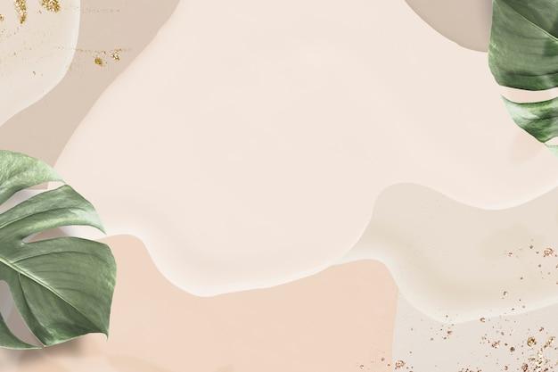 Minimaler hintergrund der neutralen abstrakten textur
