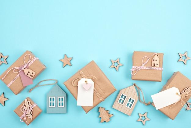 Minimalistische weihnachtsgeschenke