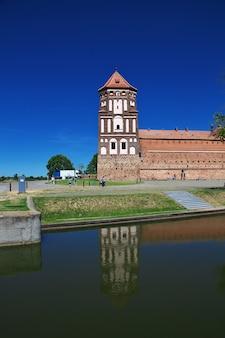 Mir castle in weißrussland