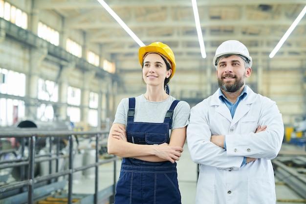 Mitarbeiter bei modern factory