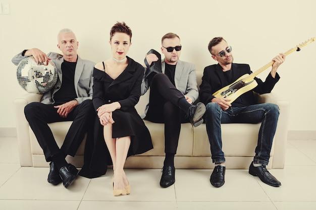 Mitglieder der musikband