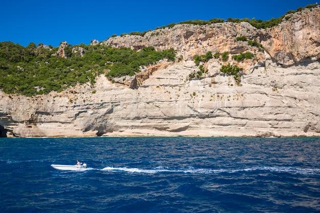 Mittelmeerküste, die türkei kemer