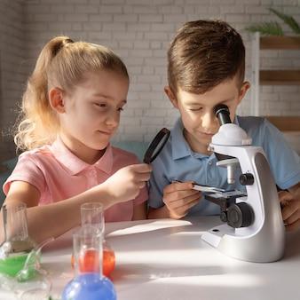 Mittelschuss kinder lernen