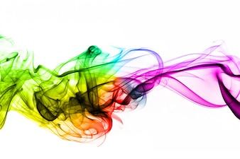 Mix von Farben