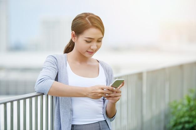 Mobile app verwenden