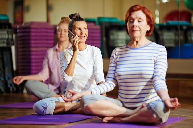Mobiles yoga