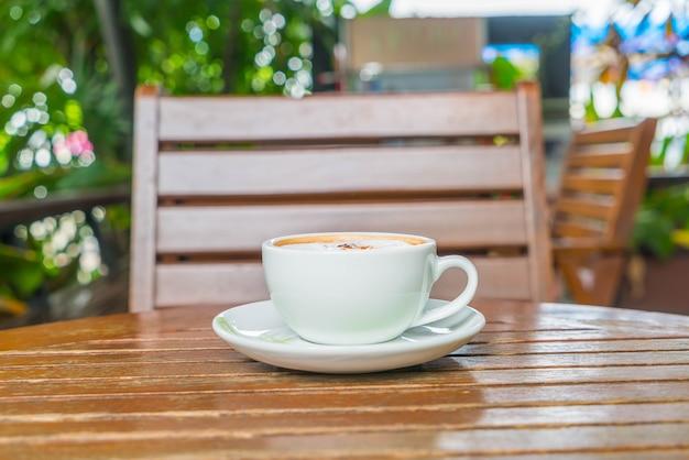 Mocca im café