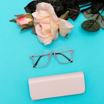 Modebrille stilvolle accessoires für frauen.