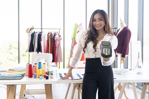 Modedesigner bei edc