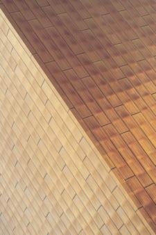 Moderne architektonische details