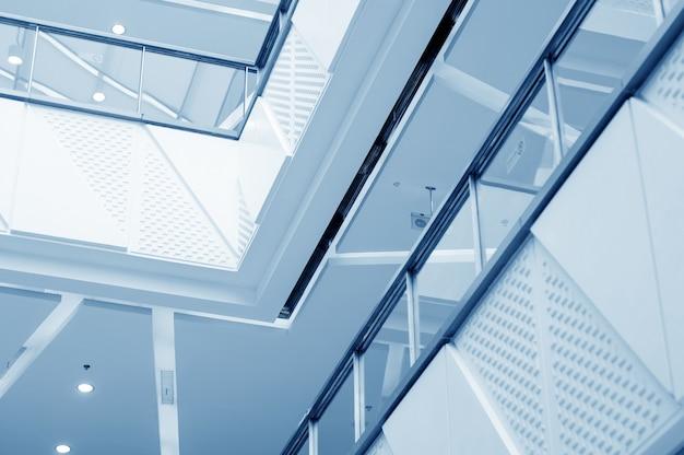 Moderne architektur interieur