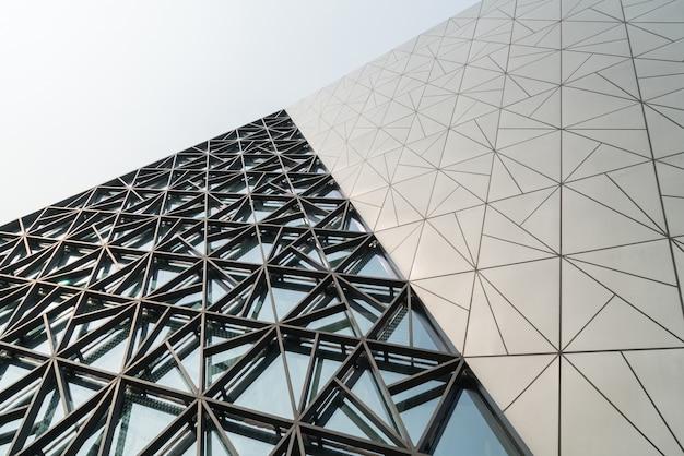 Moderne architektur von art center in chongqing, china