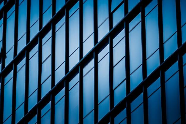 Moderne glas vorhang wand bau, lokal, ordentlich, hintergrundbild