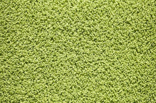 Moderne grüne teppichbeschaffenheit